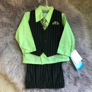 Other - Toddler 3 piece suit size 18 Mo